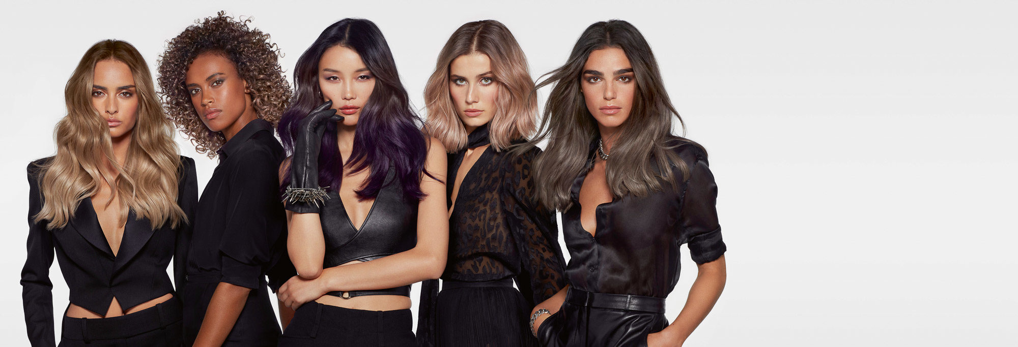 Individuelle Balayage-, Contouring- oder auch Volume-Coloring-Techniken